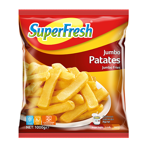 SuperFresh Jumbo Patates