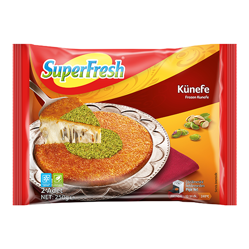 SuperFresh Künefe