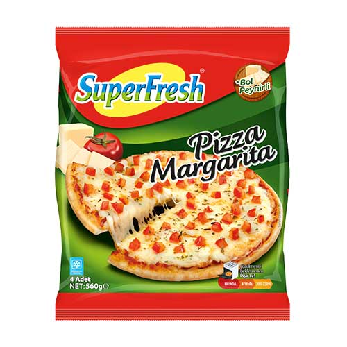 SuperFresh Pizza Margarita