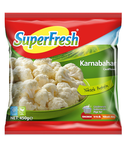 SuperFresh Karnabahar